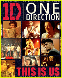 'One Direction: This is Us' Leads Friday Box Office