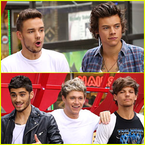 One Direction: 'Today' Show Concert Series - Watch Now!