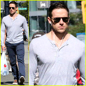 Orphan Black's Dylan Bruce Starts Work on Lifetime Movie
