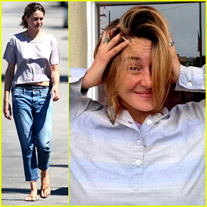 Shailene Woodley Cuts Hair for 'Fault in Our Stars' Role!