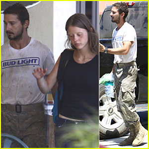 Shia LaBeouf: New 'Nymphomaniac' Still with Topless Stacy Smith!