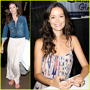 Summer Glau: Villain for 'Arrow' Season 2!