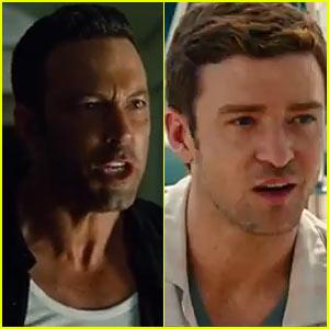 Ben Affleck & Justin Timberlake: 'Runner Runner' Trailer!