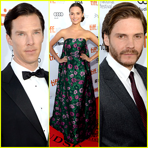 Benedict Cumberbatch & Daniel Bruhl: 'Fifth Estate' at TIFF!