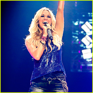 Carrie Underwood: 'Sunday Night Football' Song - LISTEN NOW!
