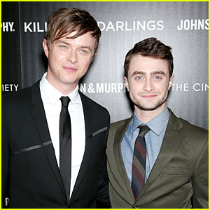 Daniel Radcliffe & Dane DeHaan: 'Kill Your Darlings' Screening!