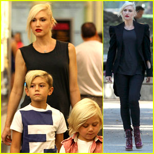 Gwen Stefani: Disney Junior Live on Tour with the Boys!