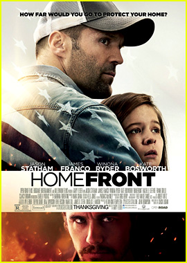 Jason Statham, James Franco, & Kate Bosworth: 'Homefront' Trailer!