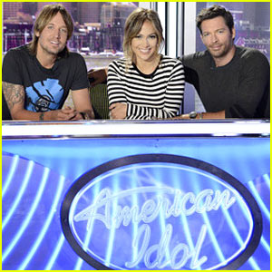 Jennifer Lopez & Harry Connick Jr: First 'American Idol' Judges Pic!