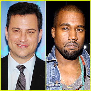 Jimmy Kimmel Reads Kanye West Tweets Live on His Show!