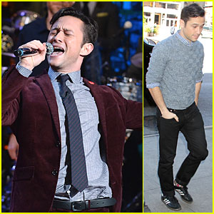 Joseph Gordon-Levitt: Lip-Synching Contest on 'Fallon'