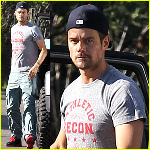 Josh Duhamel: 'Scenic Route' on DVD Tomorrow!