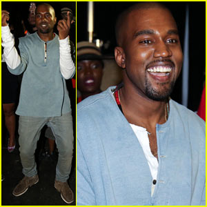 Kanye West: 'My Name is My Name' Listening Party!
