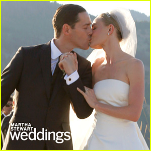 Kate Bosworth: Wedding Photos with Michael Polish!