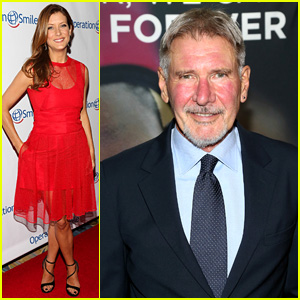 Kate Walsh & Harrison Ford: Operation Smile Gala 2013