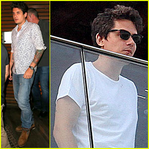 John Mayer & Katy Perry Make Out to Drake!