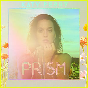 Katy Perry: 'Prism' Album Cover Art Revealed!