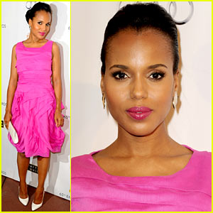 Kerry Washington: Dynamic & Diverse Emmy Celebration!