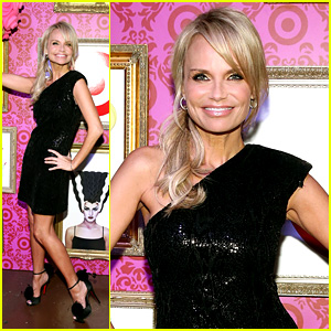 Kristin Chenoweth: Chris March for Target Launch Event!