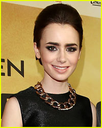 Lily Collins Named Most Dangerous Celeb to Search for Online