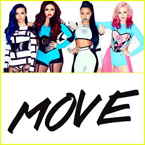 Little Mix: 'Move' Full Song & Lyrics for JJ Music Monday!