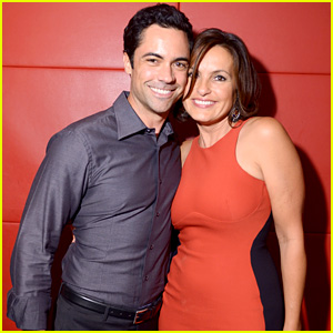 Mariska Hargitay: 'Law & Order: SVU' Special Screening!