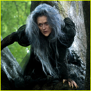 Meryl Streep as The Witch in 'Into the Woods' - First Photo!