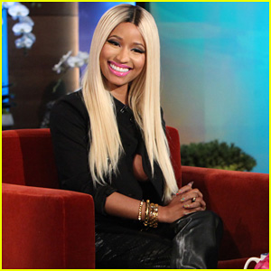 Nicki Minaj Talks 'American Idol' Exit on 'Ellen'
