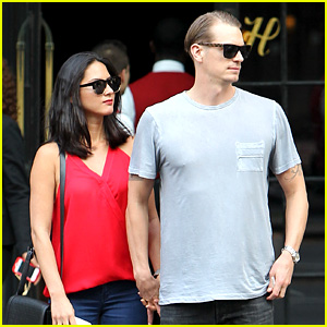 Olivia Munn & Joel Kinnaman Step Out After 'Killing' Cancellation
