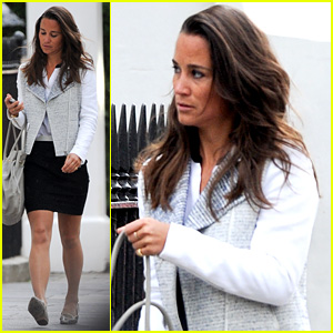 Pippa Middleton Reveals Schoolgirl Crush on Teacher