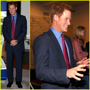 Prince Harry: MapAction Reception for Charity!