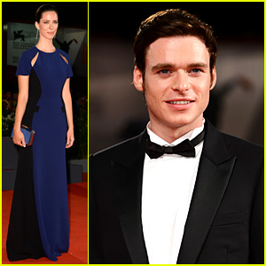 Rebecca Hall & Richard Madden: 'A Promise' at Venice Film Fest!