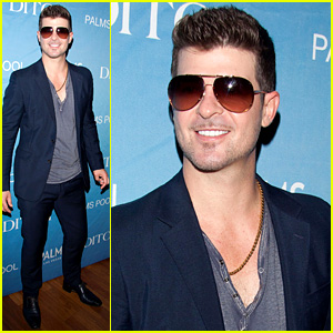 Robin Thicke Talks 'Functional, Dysfunctional' Marriage to Paula Patton