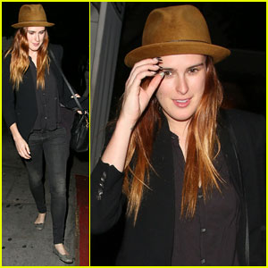 Rumer Willis: Chateau Marmont After 'Hawaii Five-0' Filming