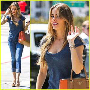 Sofia Vergara: New Fierce 'Machete Kills' Stills!