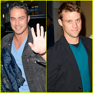 Taylor Kinney & Jesse Spencer: 'Chicago Fire' Returns Strong!