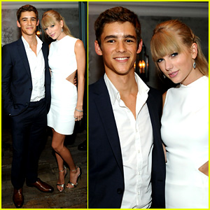Taylor Swift & Brenton Thwaites: Toronto Film Festival Party Pair
