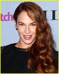 The Mentalist's Amanda Righetti Debuts Post Baby Bikini Body