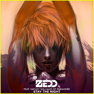 Zedd: 'Stay the Night' feat. Hayley Williams - Listen Now!