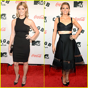 Ashley Greene & Stana Katic: 'CBGB' NYC Premiere!