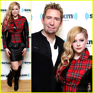 Avril Lavigne & Chad Kroeger: 'Let Me Go' Video - Watch Now!
