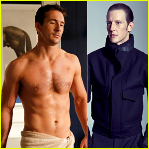 Barry Sloane Shirtless for 'Revenge,' Gabriel Mann is 'Da Man'