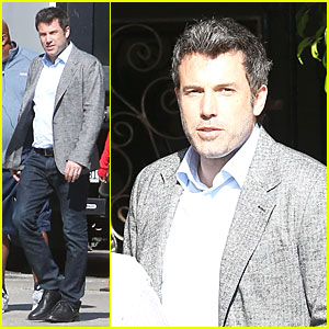 Ben Affleck: Star & Director of Untitled Africa-Set Thriller!