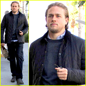 Charlie Hunnam Will Begin Shooting 'Crimson Peak' in February
