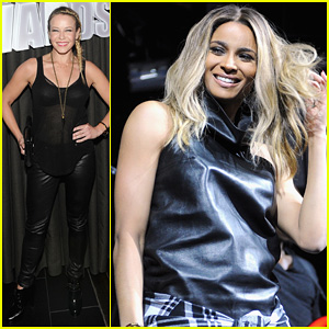 Chelsea Handler & Ciara: 'Paper' Nightlife Awards 2013!