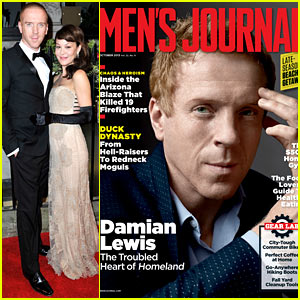 Damian Lewis: Claire Danes' Husband Has Nothing to Worry About!