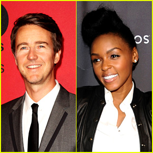 Edward Norton & Janelle Monae Set for 'Saturday Night Live'!