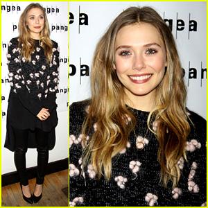 Elizabeth Olsen: 'Romeo & Juliet' Off-Broadway Opening!