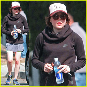 Ellen Page: Evan Rachel Wood's Sister in 'Into the Forest'!