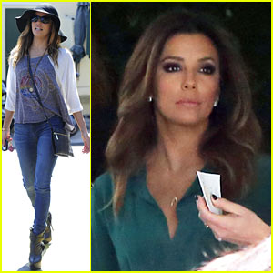 Eva Longoria Returning to Television Tomorrow Night!
